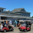 Golfers began to roll in at the end of the day, ready for a delicious lunch and exciting raffle!