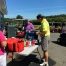 The Bloody Mary bar remained open, along with other cold beverages generously donated by various sponsors.